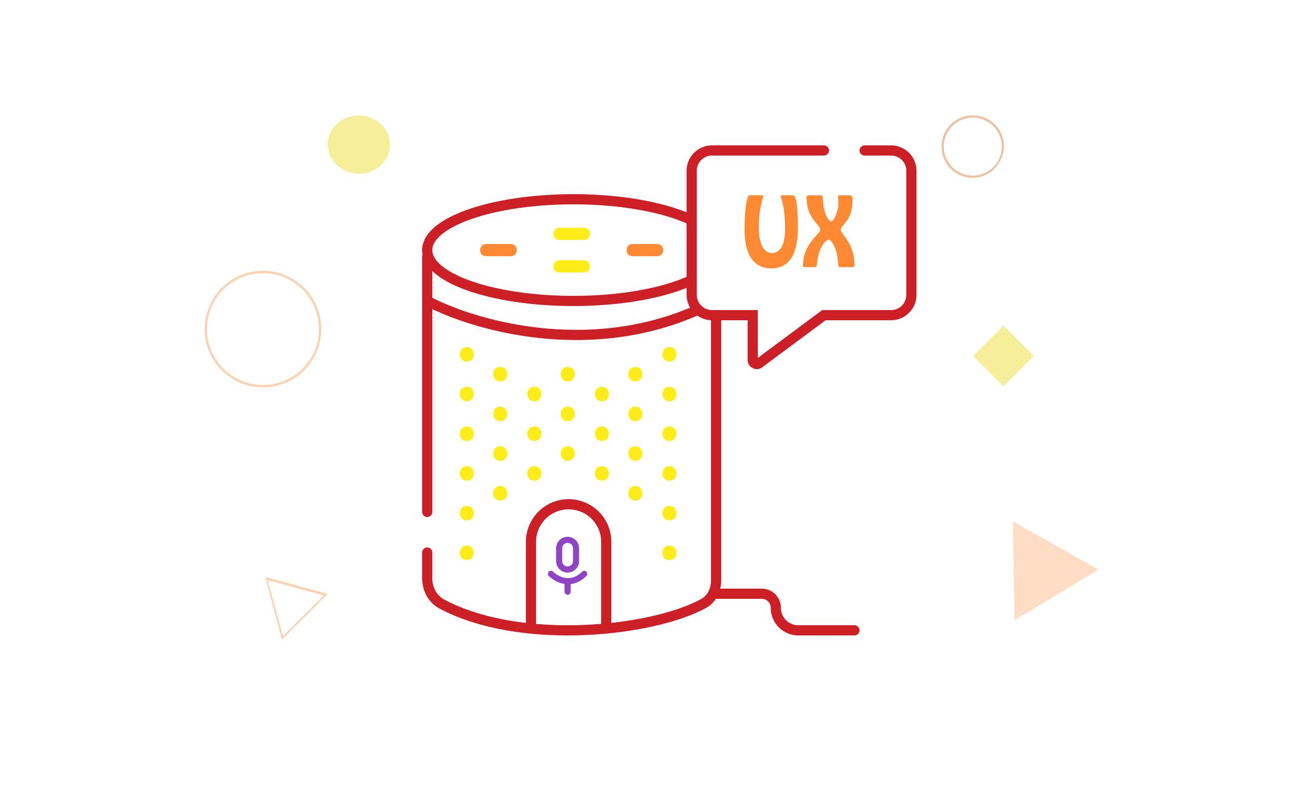 Voice & Intelligence UI/UX Design