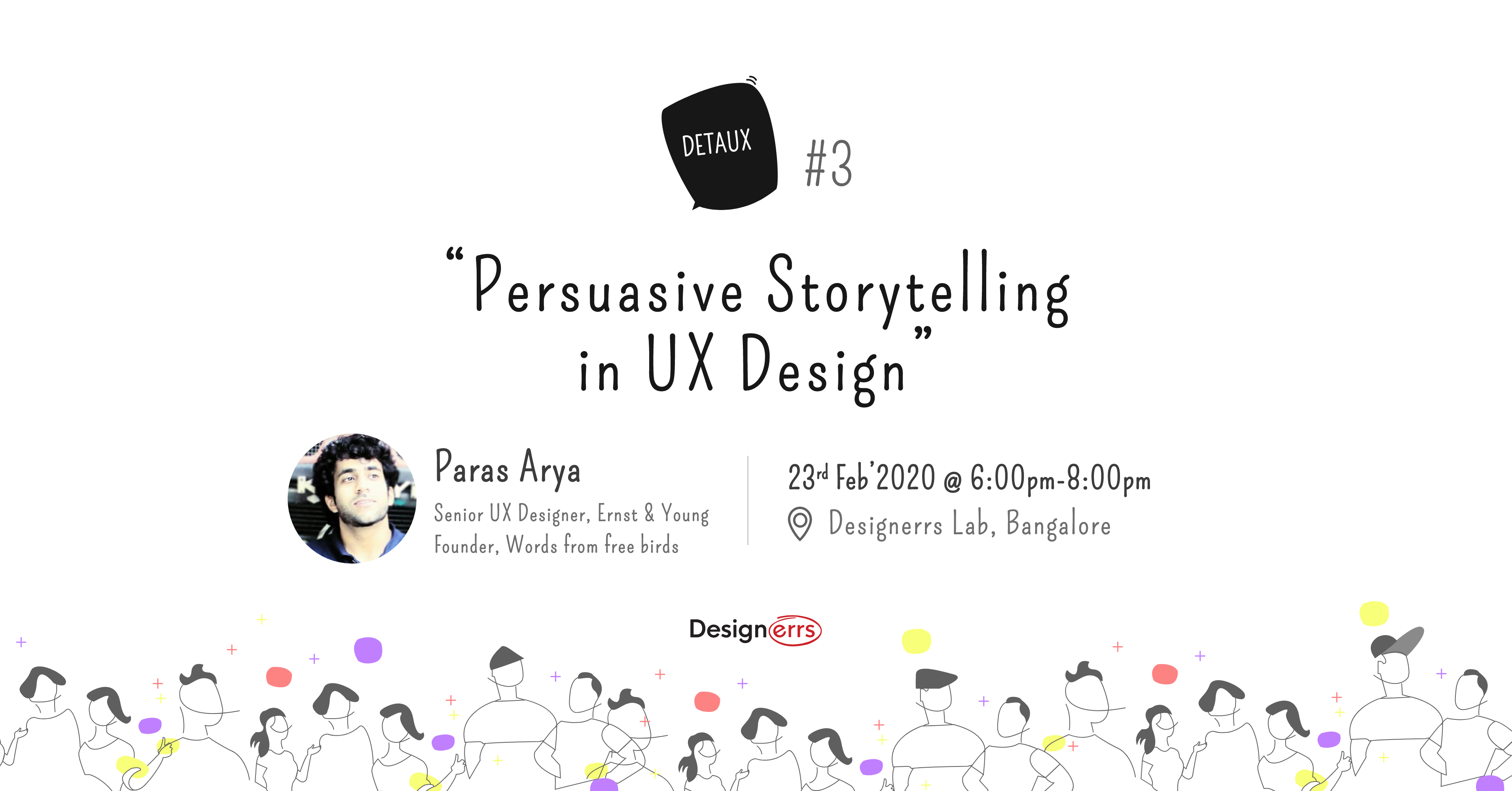 Persuasive Storytelling in UX Design