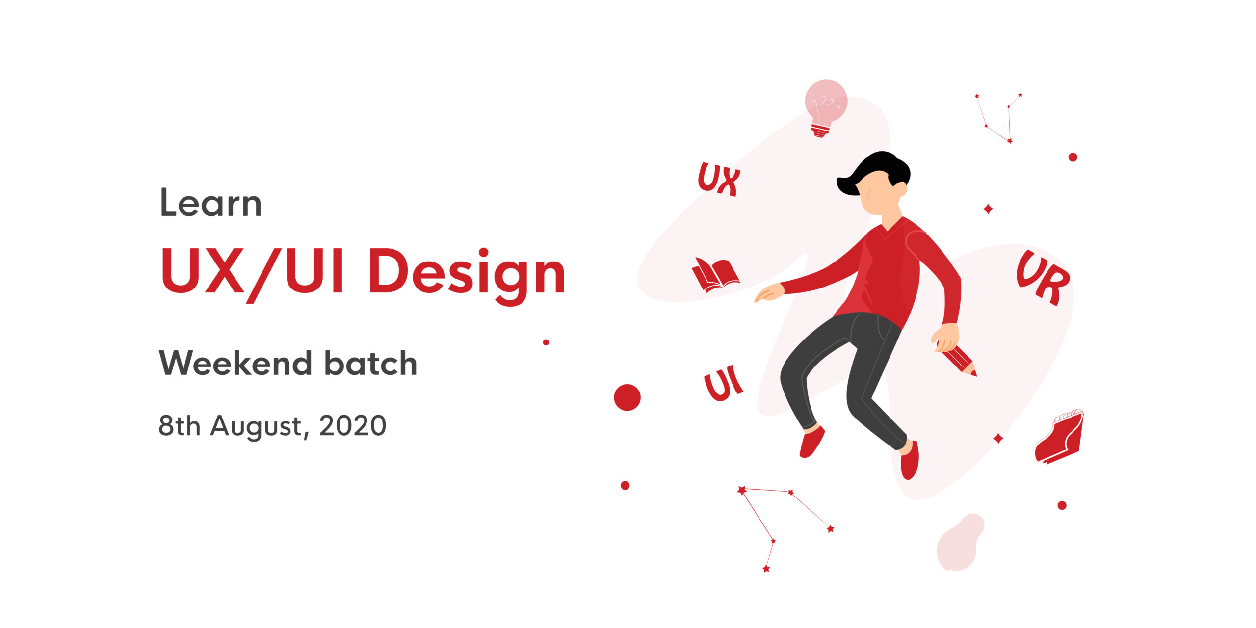 Learn UX Design from Scratch at Designerrs