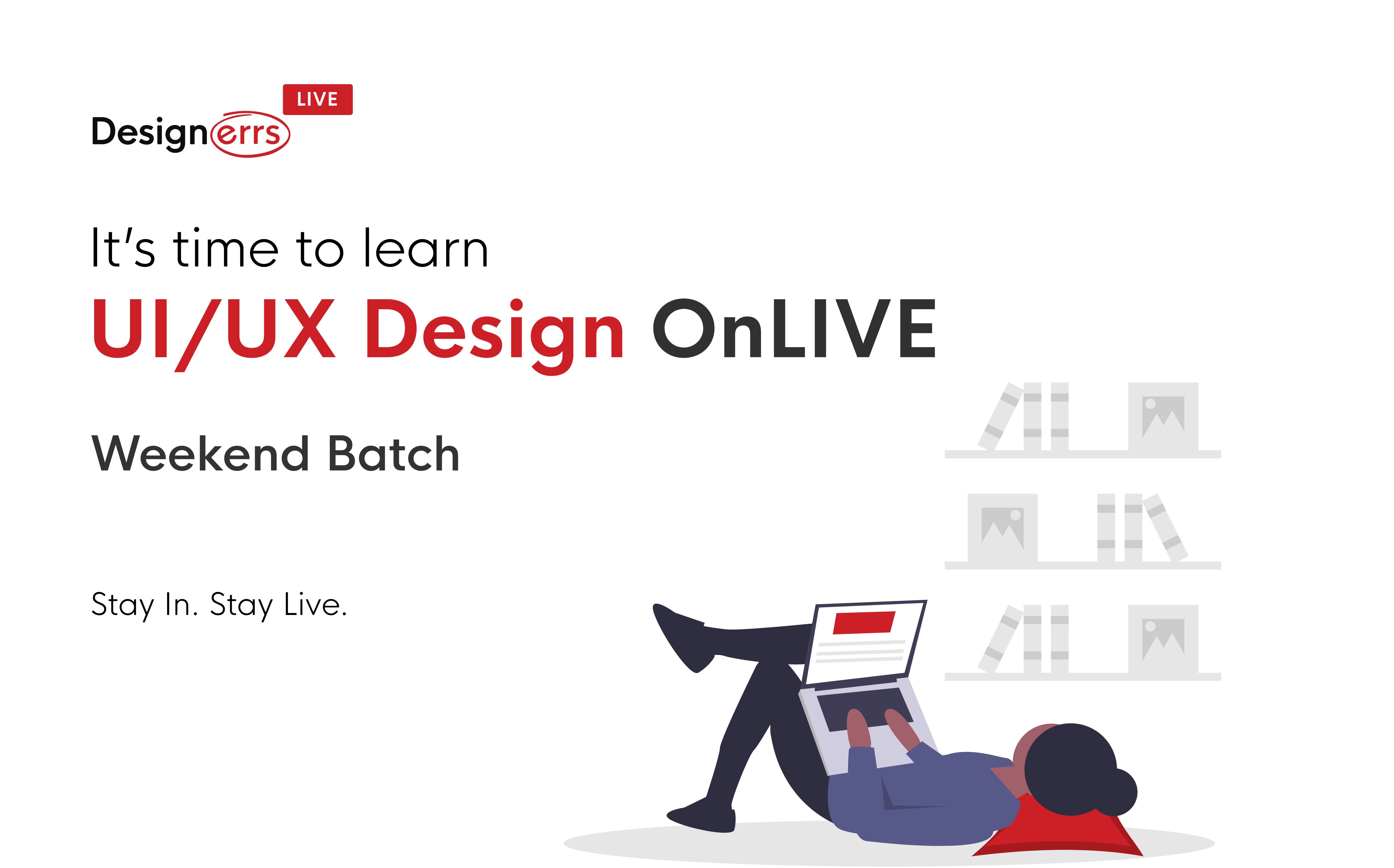Online UX Design Course   Designerrs