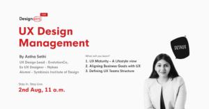 DETAUX | UX Management Session