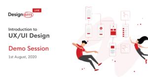 UX Demo Session | Designerrs