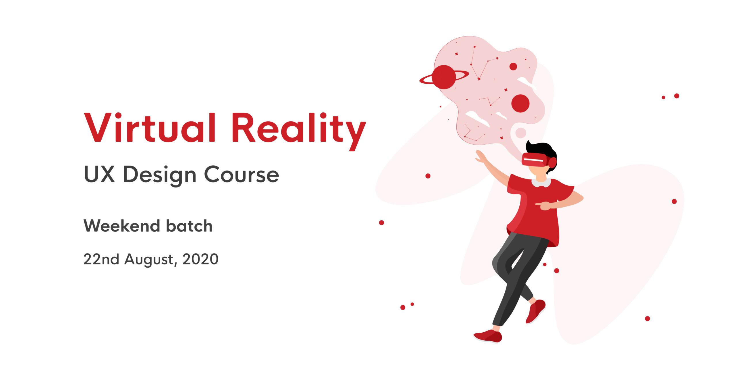 Virtual Reality UX Course | Designerrs