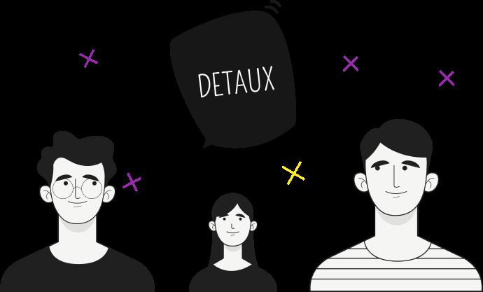 Designerrs community Detaux