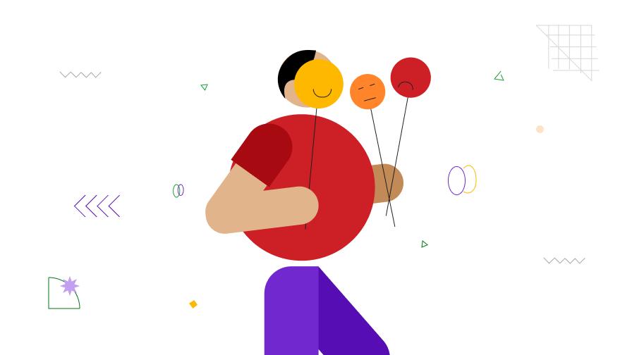 Personality type positioning | Designerrs | UI UX Design